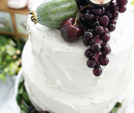 fig and grape fruit cake