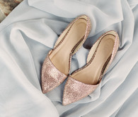 J Crew wedding shoes