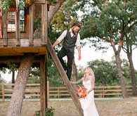 Treehouse wedding