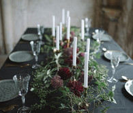 Elegant winter wedding inspiration