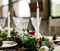 Industrial winter wedding inspiration