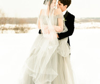 Winter's wedding inspiration