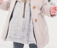 Little girl winter fashion