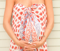 Malibu maternity photos