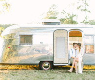 Nomadic elopement inspiration