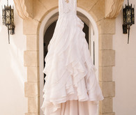 Customized wedding dress