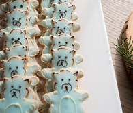 bear sugar cookies