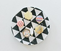 Modern cookie decorating party ideas