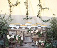 dessert table backdrop