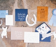 Equestrian themed wedding invitations