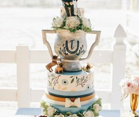 Equestrian themed wedding
