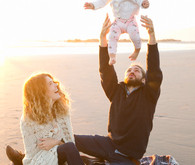 Venice Beach family photos