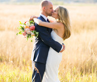 Romantic Summer Aspen wedding