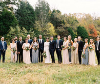 Fall Nashville wedding