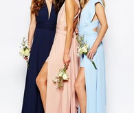 ASOS bridesmaid dresses
