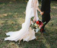 Leanne Marshall wedding dress