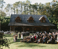 Fall southern wedding