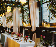 Romantic wintry wedding at Gramercy Park Hotel