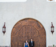 Arizona wedding portrait