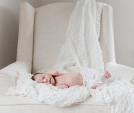 neutral newborn photos