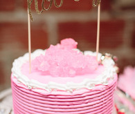 Valentine's Day party cake