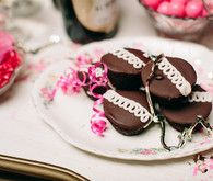 Valentine's Day party dessert