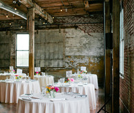 Brooklyn wedding reception