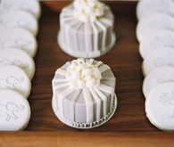 sophisticated baby shower desserts