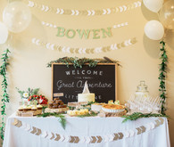 adventure baby shower ideas
