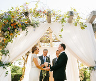 Spanish style wedding ceremony