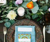 Spanish style place setting