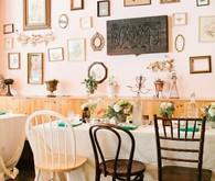 Restaurant baby shower ideas