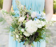 Bridemaid's bouquet