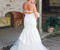 Vera Wang wedding dress