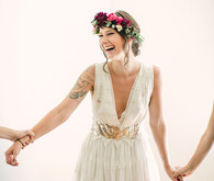 Free people wedding dress