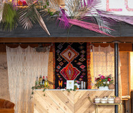 Mexica party decor