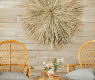 Tropical party decor
