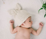 Baby girl newborn photos