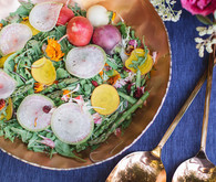 Copper salad boel
