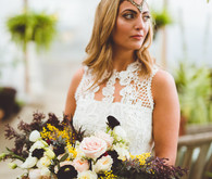 Greenhouse wedding inspiration