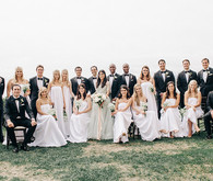 Elegant Laguna Beach wedding
