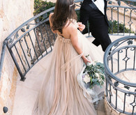 Romantic Malibu Rocky Oaks wedding inspiration