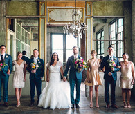The Metropolitan Building wedding