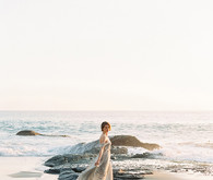 Seaside spring wedding inspiration