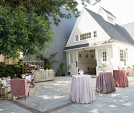 Lombardi House wedding event