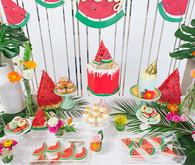 Watermelon 1st birthday party ideas