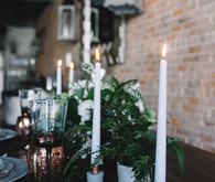Green and copper wedding inspiration