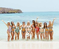 Show Me Your Mumu bachelorette party in Colombia