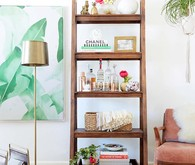 shelving decor ideas