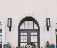Moody California winery wedding inspiration